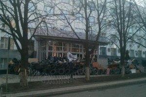 Ярош: партизани підірвали склад озброєнь у СБУ в Донецьку