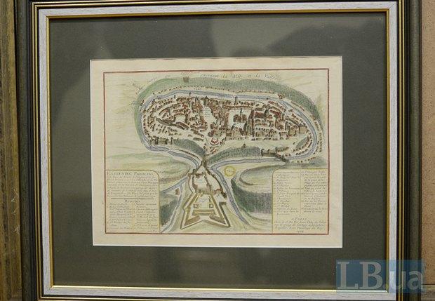 Зображення Кам'янець-Подільської фортеці роботи Ніколя де Фера  може бути і оригіналом, і факсиміле