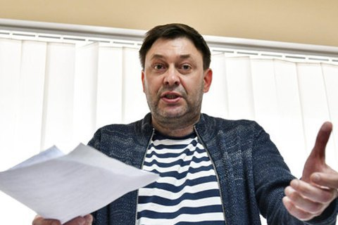 """Главреду """"РИА Новости Украина"""", обвиняемому в госизмене, дали в России премию"""