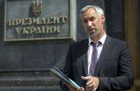 Рябошапка вважає, що Венедіктова причетна до його звільнення