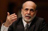 Бернанке: економіка США ослабла 2012 року