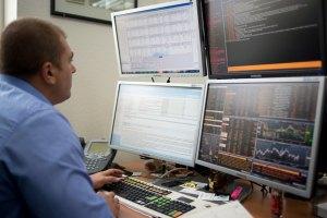 Пожар на Углегорской ТЭС обвалил индекс Украинской биржи