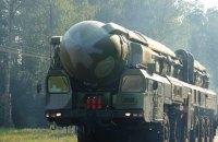 В России запустили три баллистические ракеты за день