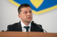 Украина заинтересована в сотрудничестве с МВФ, продолжается работа над банковским законопроектом, - Зеленский для Bloomberg