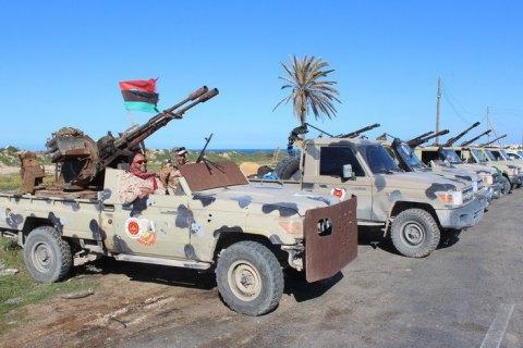 Лівія звинуватила ПВК Вагнера у застосуванні хімічної зброї