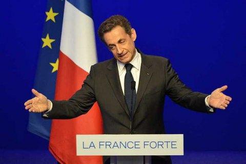 Экс-президент Франции Саркози призвал Россию первой отменить контрсанкции