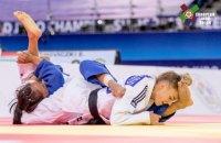 Дарина Білодід очолила світовий рейтинг дзюдоїсток у своїй ваговій категорії
