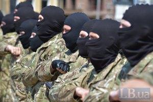 3 бійців Нацгвардії загинуло і 10 поранено в боях під Артемівськом