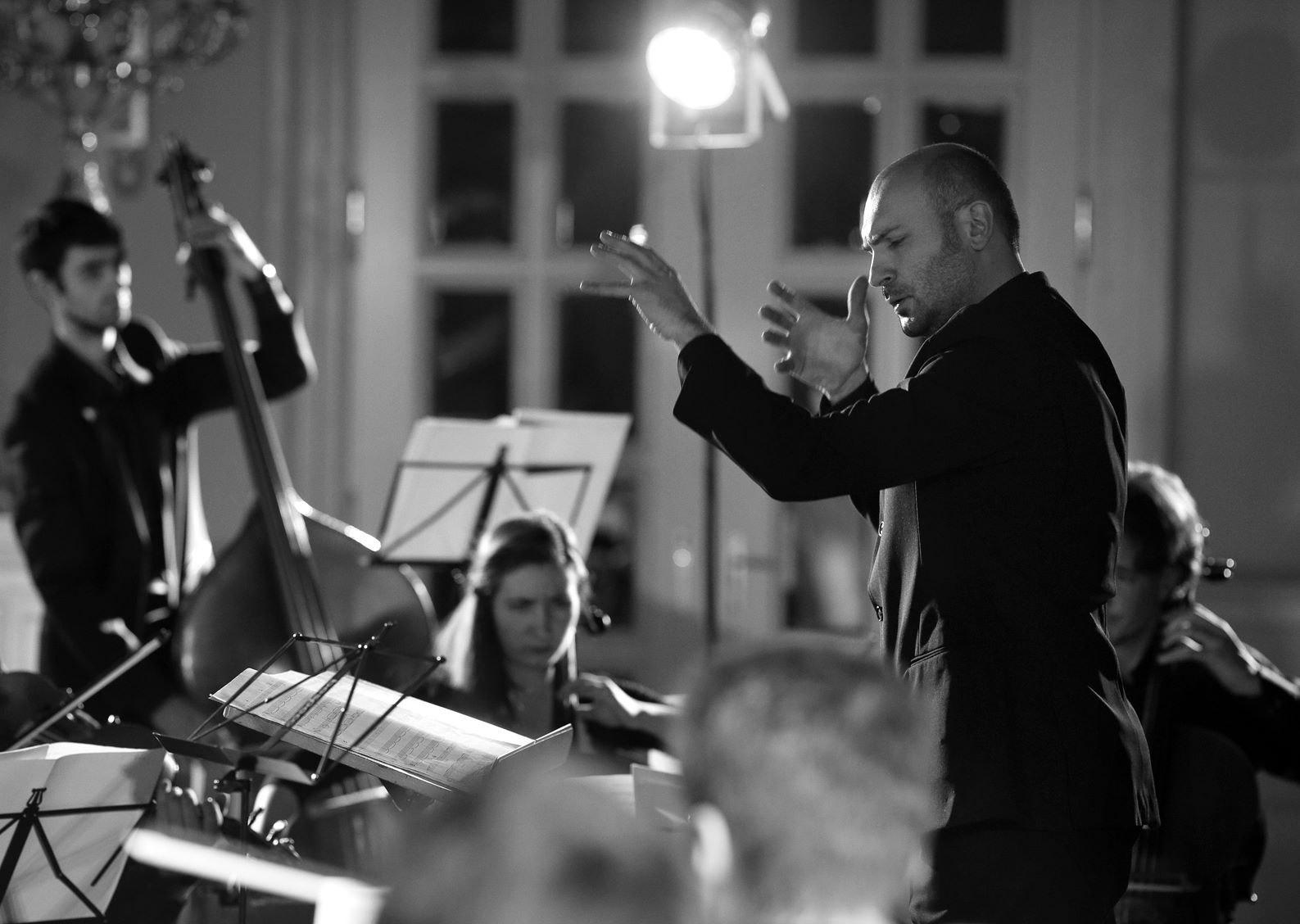 Концерт оркестра Armonia Ludus, музыка Сильвестрова и Пярта