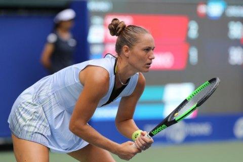 Катерина Бондаренко впервые с 2008 года пробилась в финал турнира WTA