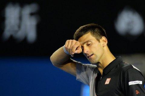 Джокович оторвался от второго места в рейтинге ATP уже на 8 тысяч очков