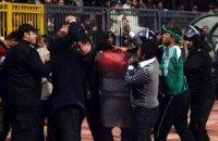В столице Египта полиция газом разгоняет демонстрантов