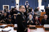 Американский чиновник: я просил Зеленского не вмешиваться в политику США