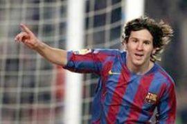 Месси признан лучшим футболистом мира