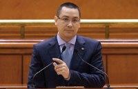 Главу румынского правительства обвинили в плагиате