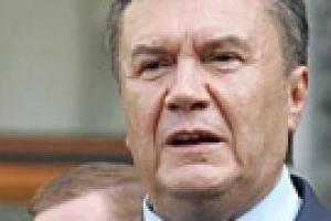 Янукович обещает Раде новую коалицию после выборов