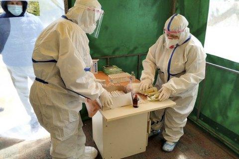 """Закон про массовое тестирование на коронавирус опубликован в """"Голосе Украины"""""""