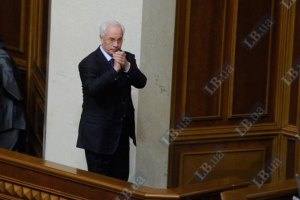 В ПР не против, чтобы Азаров сидел в двух креслах сразу