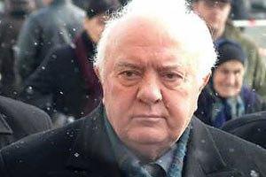 Пішов із життя екс-президент Грузії Шеварднадзе