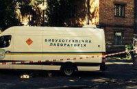 Ночной взрыв в Одессе милиция считает терактом