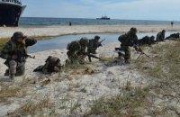 Украинские десантники проведут учения с военными США и Канады