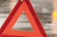 Электричка и грузовик столкнулись во Львовской области