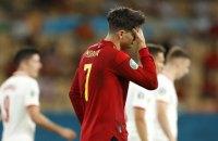 Іспанія продовжила антисерію реалізації пенальті