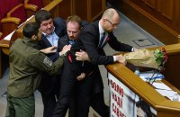 Нардеп: Барна выставил страну на посмешище
