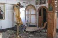 Следствие по делу о взрыве в запорожском храме завершено