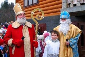 Сегодня украинцы отмечают День Святого Николая