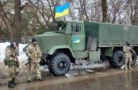 Біля Станиці Луганської загинули двоє бійців Нацгвардії