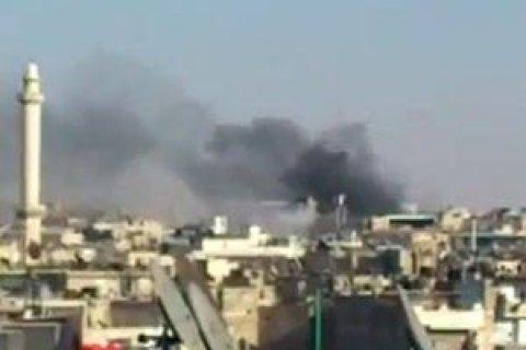 Жертвами авиаударов в Алеппо с начала недели стали более 150 человек