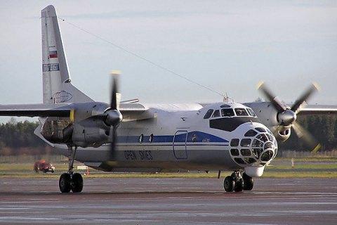 Россия вводит ответные санкции против Украины на запрет полетов