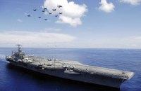 США направляют авианосец USS Abraham Lincoln в качестве предупреждения Ирану