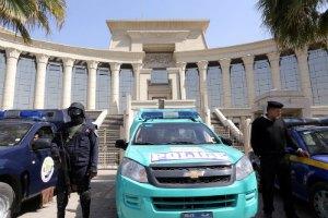 Взрыв у здания Верховного суда в Каире, есть жертвы