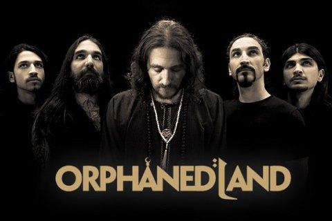 Ізраїльський рок-гурт Orphaned Land уперше дасть концерт у Києві