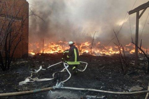 У день Різдва в побутових пожежах загинули 17 осіб, шестеро постраждали