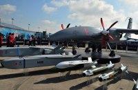 ВМС цього року отримають перший турецький безпілотник Bayraktar
