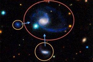 Астрономы обнаружили двойника Млечного Пути
