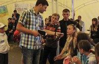 На самом большом в Украине благотворительном фестивале детям дарили научпоп