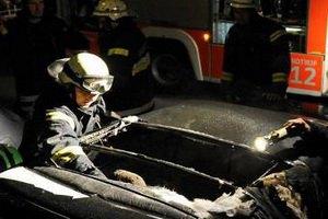 В Берлине поймали поджигателей машин