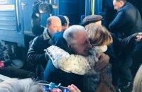 Крымский политзаключенный журналист Семена прибыл в Киев