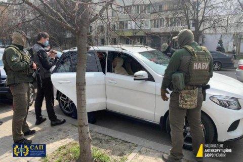 НАБУ сообщил о подозрении экс-начальнику департамента взрывотехнической службы Нацполиции