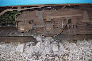 На залізниці під Харковом стався вибух: обійшлося без жертв