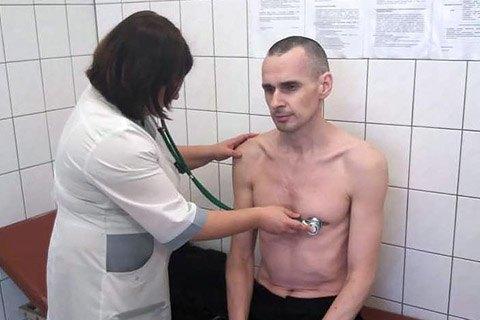 Реабилитация после голодовки Сенцова прошла успешно, - Адвокат