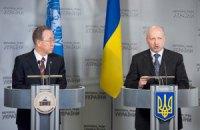 Турчинов: украинские военные в Крыму получили приказ защищаться до последнего
