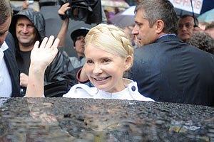 Тимошенко написала письмо украинцам(документ)