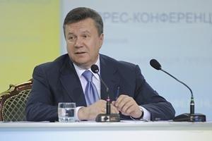 Янукович пообещал не закрывать шахты