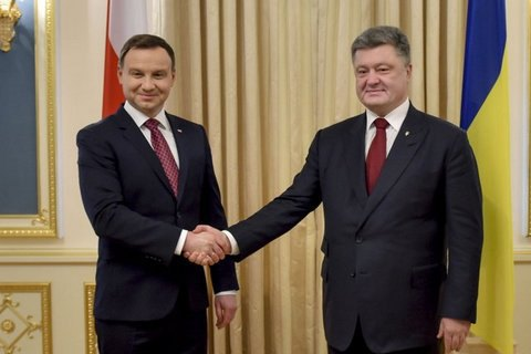 Україна домовилася з Польщею про валютний своп на 1 млрд євро