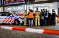 Ножовий напад у торговому центрі Гааги не пов'язаний з тероризмом